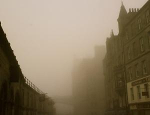edinburgh mist